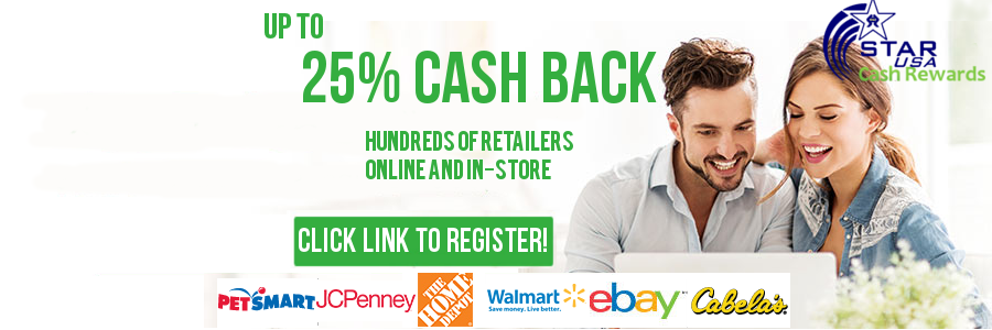 25% Cash Back debit card rewards